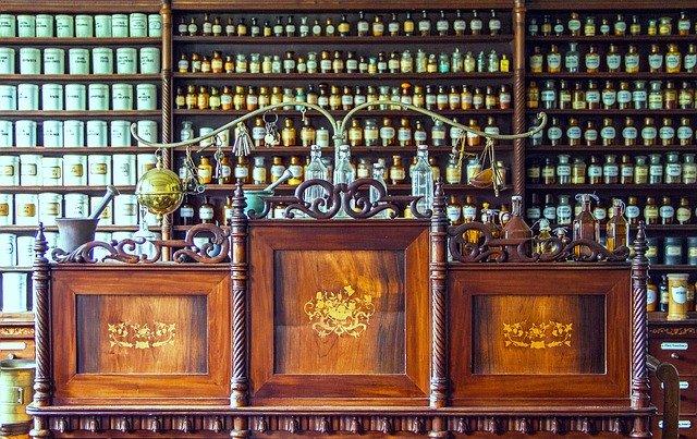 lékárna prodejna