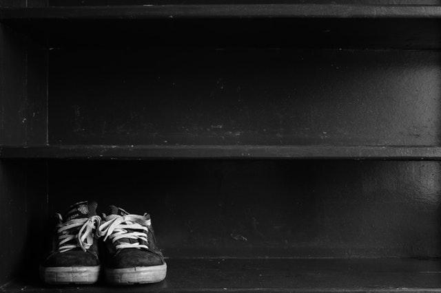 police na boty