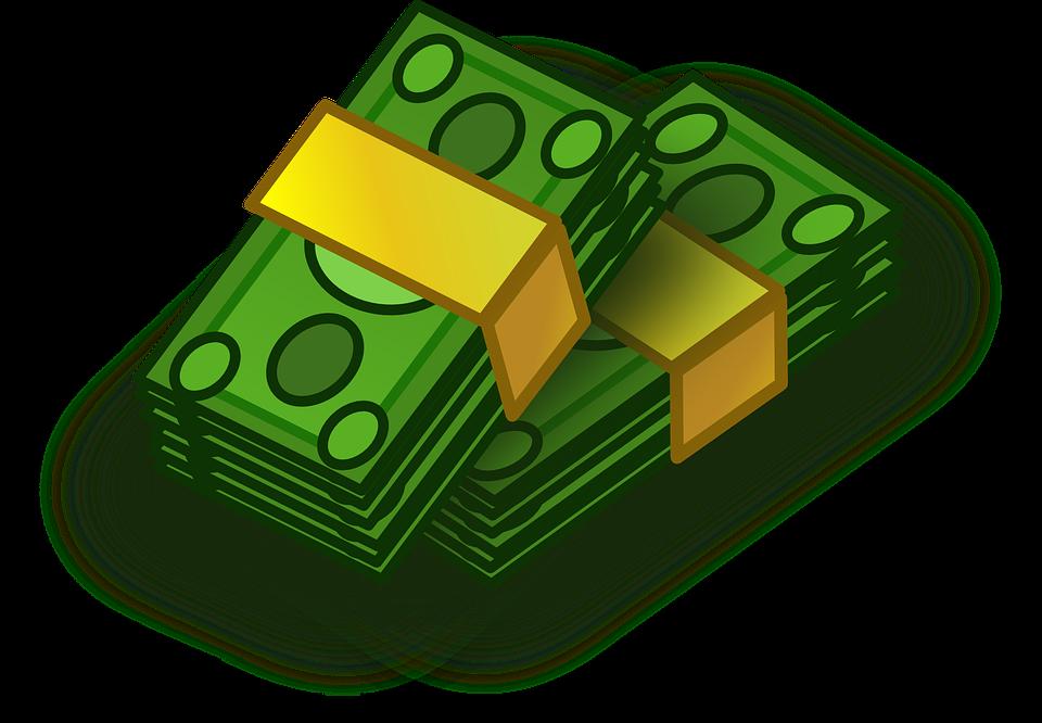 kreslené bankovky